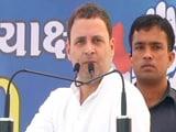 Videos : गुजरात के रण में राहुल, कहा- गुजरात में कोई भी खुश नहीं