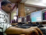 Video: Sensex Falls Sharply Ahead Of GDP Data