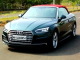 Video : Audi A5 Cabriolet, India Bike Week 2017 And Rider Mania 2017