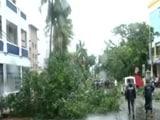 Video : केरल में 'ओखी' तूफान का कहर, नेवी के 7 युद्धपोत राहत में जुटे