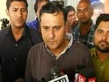Video : मनसे कार्यकर्ताओं ने मुंबई कांग्रेस कार्यालय में की तोड़फोड़