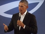 Video : Want To Influence Next Gen Leaders, Says Barack Obama In Delhi