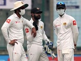 Video : Delhi Test: Lankans Complain About Pollution, Board Asks BCCI To Explain