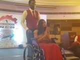 Video : Differently Abled Achievers Take To The Ramp For Inclusive Marriage