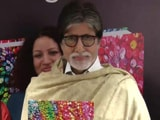 Video : I Don't Like The Word <i>Bollywood</i>: Amitabh Bachchan At A Book Launch
