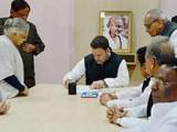 Video : Rahul Gandhi A Darling Of Congress Men And Women, Says Manmohan Singh