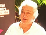 Video : Watch: Shashi Kapoor On His Movies, Life And Loves (Aired: Nov 2006)