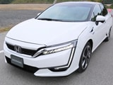 Video : Honda Clarity Plug-In Hybrid & Fuel Cell First Drive