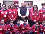 Kashmiri Stone-Thrower Is Captain, Goalie Of State Women's Football Team