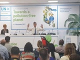 Video: India, 192 Nations Pledge To Fight Pollution As Cities Struggle To Breathe
