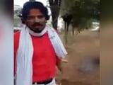 Video : Chilling Murder In Rajasthan On Video. Man Hacks Labourer, Burns Him
