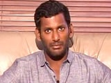 "Video : Actor Vishal On Rejected, ""Accepted"", Rejected: ""It Happens Only In Movies"""