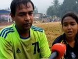 Video : नॉर्थ ईस्ट में फ़ुटबॉल की दीवानगी