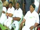 Video : O Panneerselvam Dodges Corruption Charge As Report Triggers New Row