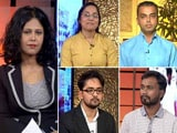 Video: Rahul Gandhi Elevation: Milind Deora vs Student Leaders