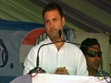 "Video: PM Modi Wishes Rahul Gandhi A ""Fruitful Tenure"" As Congress Chief"