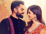 Video : Virat-Anushka Make A Lovely Couple, Hope They Have A Blissful Life Together: Gavaskar