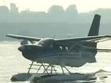 Video : Ahmedabad Roadshow Cancelled, PM Modi's Plan B: Seaplane On Sabarmati
