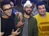 Video : Team <i>Fukrey</i> Returns On The Success Of The Film