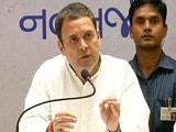 Video : Just Wait, Gujarat Verdict Will Be <i>Zabardast</i>, Says Rahul Gandhi
