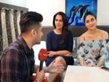 Video : बॉलीवुड अभिनेत्री करीना कपूर से खास बातचीत