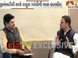 """Video : """"Modi <i>ji</i> Helps Me Most, How Can I Hate Him,"""" Says Rahul Gandhi"""