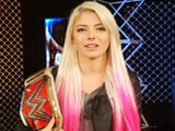 Video: You Don't Need To Be Tall To Be A Champion, Says Alexa Bliss