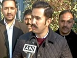 Video : Congress Will Form Government In Himachal Pradesh: Vikramaditya Singh