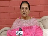Video : Anandiben Patel On Difficulties BJP Faced During Gujarat Campaign