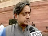 Video : We Have Done Better This Time, Says Shashi Tharoor On Election Results