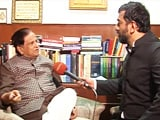 Video: How Ahmed Patel Thinks Congress Could Have Won Gujarat