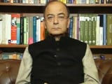 Video : Local Issues Responsible For BJP's Loss In Saurashtra Region Of Gujarat: Arun Jaitley