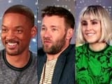 Video : The <i>Bright</i> Stars: Will Smith, Joel Edgerton & Noomi Rapace