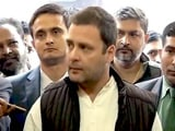 "Video : PM Modi Has ""A Credibility Problem"", Says Rahul Gandhi On Gujarat Verdict"