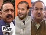 Video : राहुल गांधी के हमले के बाद केंद्रीय मंत्रियों का पलटवार