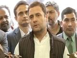 Video: इंडिया 7 बजे : राहुल ने पीएम मोदी की विश्वसनीयता पर सवाल उठाया, बीजेपी ने कहा हद में रहें