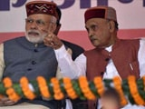 Video : For Himachal Top Job, BJP Looks For New Face. PK Dhumal Still In Race