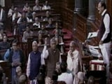 Video : PM In House As Congress Shouts 'Apologise To Dr <i>Sahab</i> (Manmohan Singh)'