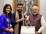 Video : Anushka Sharma, Virat Kohli Invited PM Modi To Their Wedding Reception