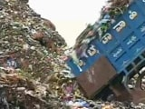 Video: India's Dying And Old Landfills