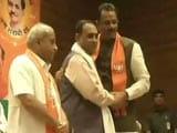 Video : BJP Picks Status Quo In Gujarat. Vijay Rupani Stays Chief Minister