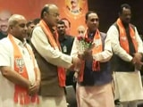 Video : विजय रूपाणी फिर गुजरात के मुख्यमंत्री, नितिन पटेल बने रहेंगे उप मुख्यमंत्री