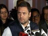 Video : इंडिया 7 बजे : अध्यक्ष राहुल गांधी के साथ कांग्रेस कार्य समिति की पहली बैठक
