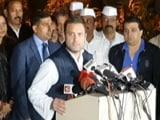 Video: इंडिया 8 बजे : अध्यक्ष राहुल गांधी ने CWC की बैठक के बाद साधा बीजेपी पर निशाना