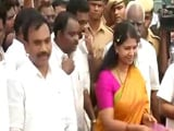 Video : Back In Chennai After 2G Verdict, A Raja And Kanimozhi Meet Karunanidhi