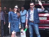 Video : Ranbir, Kareena, Saif & Others At Kapoor's Christmas Lunch