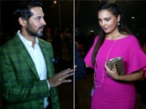 Video : Spotted! Lara Dutta & Dino Morea On Christmas Eve