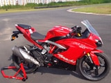 Video : TVS Apache RR 310 First Ride