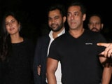 Video : Watch! Katrina Kaif With Salman Khan On His 52nd Birthday