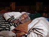 Video : GROUND REPORT : कड़ाके की सर्दी में खुले में सोने को मजबूर